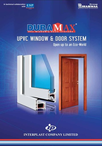 upvc window & door system upvc window & door system - Interplast