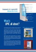 upvc window & door system upvc window & door system - Interplast - Page 6