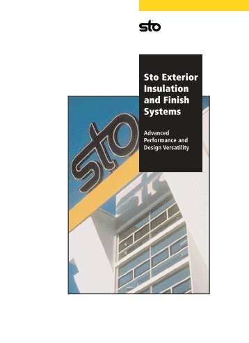 For more information on p for Exterior insulation and finish system