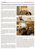 The exclusive 'Friends of Seychelles – Press' group has recently ... - Page 4