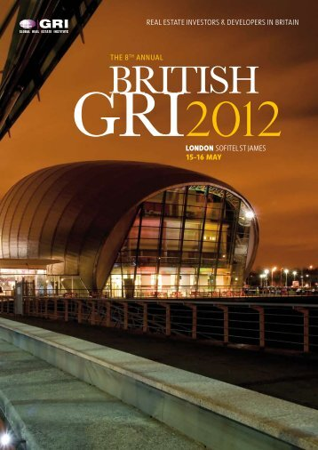 BrITISH GrI 2012 - Global Real Estate Institute