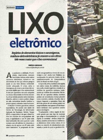 _ LIXO - Sustentabilidade - Philips