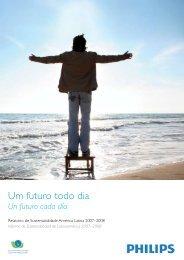 Relatório de Sustentabilidade América Latina