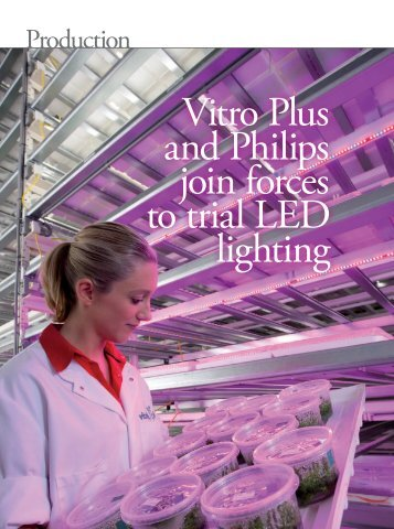 join forces to trial LED lighting