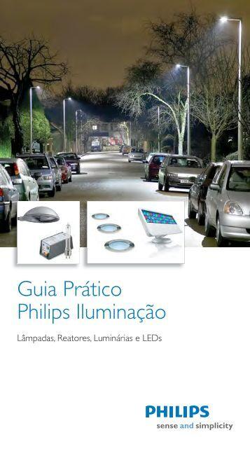 Guia Prático Philips Iluminação