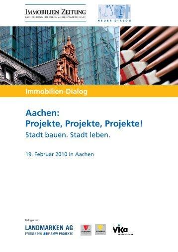 Aachen: Projekte, Projekte, Projekte! - Carpus+Partner AG