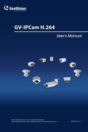 GV-IPCam H.264