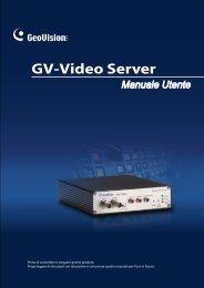 GV-Video Server
