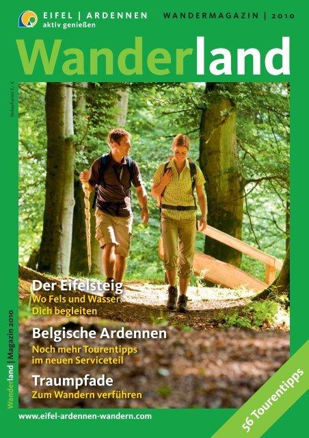2010 EIFEL   ARDENNEN - Tourist Information Bitburger ...