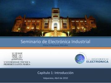 Seminario de Electrónica Industrial