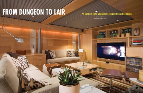 FROM DUNGEON TO LAIR