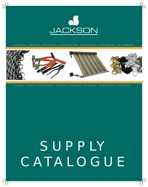 SUPPLY CATALOGUE - George N. Jackson on jackson king v schematic, guitar string diagram, jackson performer wiring, jackson electric guitar schematic, jackson flying v wiring, jca20h diagram, jackson 3-way switches, jackson guitar wiring schematics,