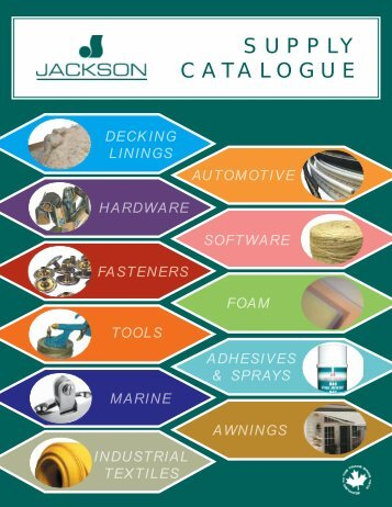 SUPPLY CATALOGUE