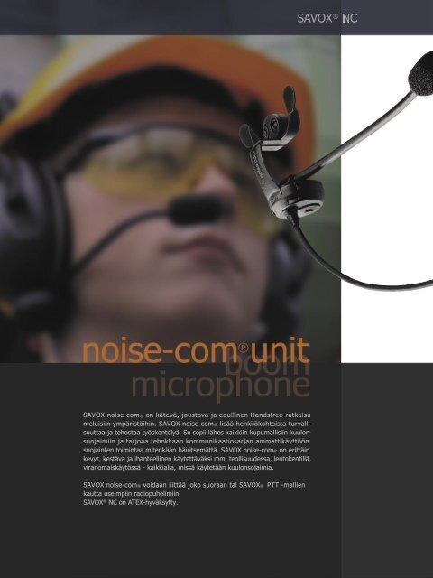 turvallisuuttaa kuulonsuojaimiin