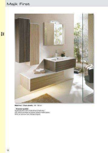 meuble salle de bain lido freestyle