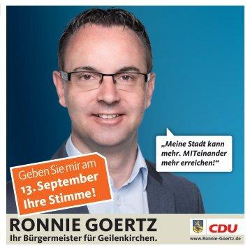 Ronnie Goertz