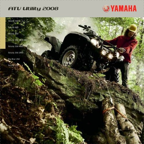 ATV Utility 2008 - Black Forest Quad