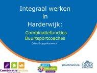 Integraal werken in Harderwijk