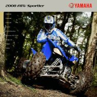 Black Forest Quad Yamaha Quad Prospekt