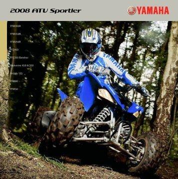 Black Forest Quad Yamaha Quad Prospekt