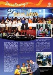 1   Beritajaya Issue 1, 2012