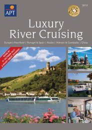 Luxury River Cruising - Cruises