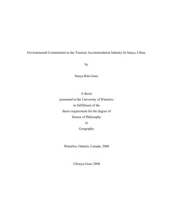 university of waterloo thesis submission