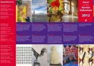 Kunstkalender 2012 - Martini Ziekenhuis