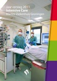 Jaarverslag 2011 Intensive Care