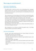 Informatie en Toestemming - Martini Ziekenhuis - Page 3