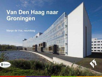 Van Den Haag naar Groningen