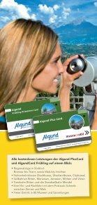 Algund PlusCard - Seite 2