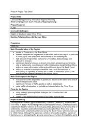 Phase 4 Project Fact Sheet Project Title Land use Management by ...
