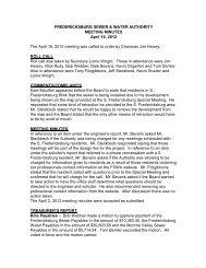 MEETING MINUTES APRIL 16, 2012 - Fswaonline.net