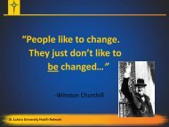 """""""People like to change They just don't like to be changed…"""""""