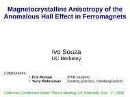 Magnetocrystalline Anisotropy of the Anomalous Hall Effect in ...