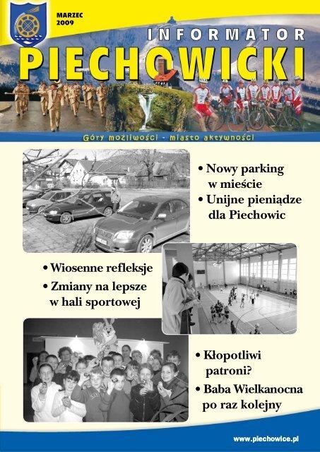Informator Piechowicki Marzec 2009 Piechowice