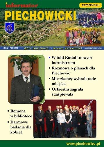 Jest nowa Rada Miasta Piechowice 2010-2014