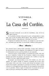 La Casa del Cordón