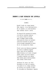 HIMNO A SAN IGNACIO DE LOYOLA
