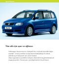 Daha fazla içinde. Daha fazla üstünde. Daha fazla ... - Volkswagen - Page 2