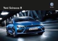 Yeni Scirocco R