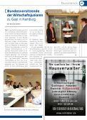 MADD 2010 - Wirtschaftsjunioren bei der Handelskammer Hamburg - Page 7