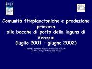 Presentazione PDF. - Corila