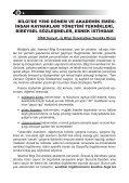 Bilgi Soruyor - Sosyal-İş - Page 7