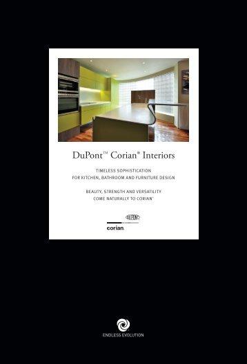 DuPont Corian® Interiors