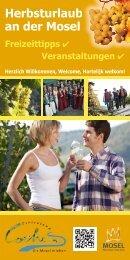 Herbsturlaub an der Mosel Freizeittipps - Cochem