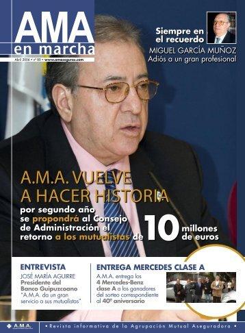 AMA - Área de Mutualistas - Agrupación Mutual Aseguradora