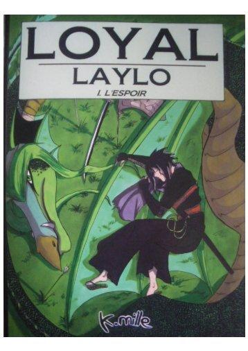 Loyal Laylo Tome 1 - L'espoir