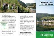 Weinfest 2011 19. - Briedern